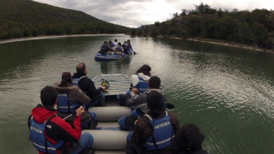 National Park with Trekking and Canoes