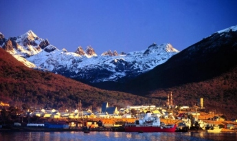 Transfer to Puerto Williams